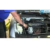 How To Install Replace Engine Coolant Temperature Sensor 1995 02 Chevy