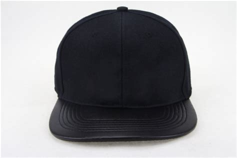 Topi Snapback Dj Blend Custom Hitam blank black hat template www imgkid the image kid