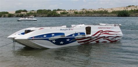 advantage boats advantage boats 2005 advantage boats 28 party cat