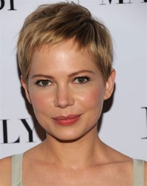 fat face pixie cut 30 eye catching hairstyles for fat faces