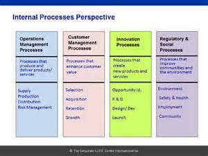 3 internal process perspective