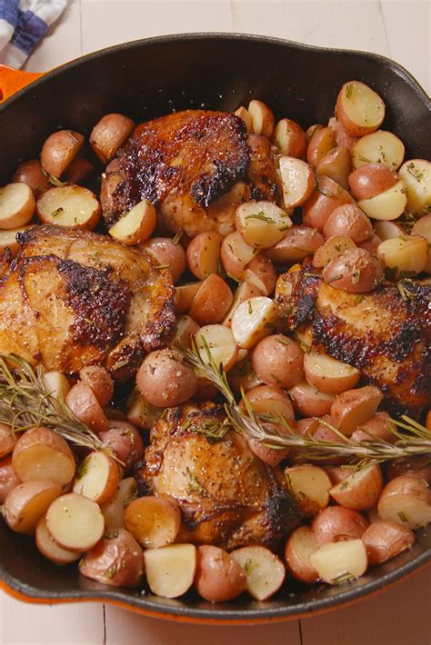 delish chicken recipes slow cooker balsamic chicken delish