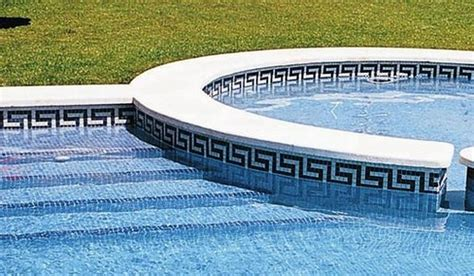 cenefas para piscinas ventajas gresite para piscinas arkigrafico