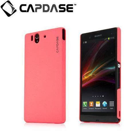 Jual Capdase Karapace Touch Cover Sony Xperia Z Ultra Xl39h jual sale capdase karapace touch sony xperia z l36h