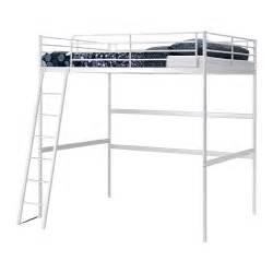 Ikea Bunk Bed Frame Troms 214 Loft Bed Frame Ikea