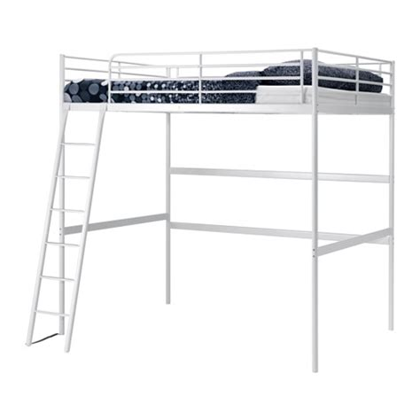 tromso loft bed pin ikea vradal loft on pinterest
