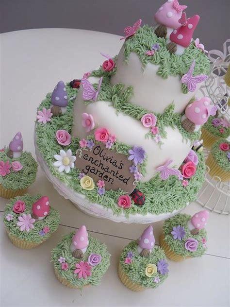 Flower Garden Cake Ideas Diy 25 Best Ideas About Garden Cake On Pinterest Cakes Birthday Cake And