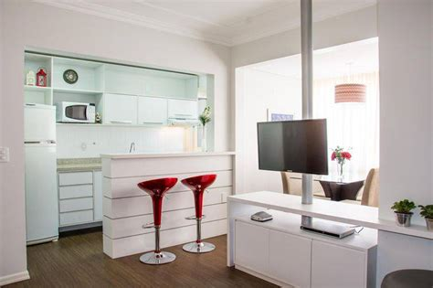 kitnet decorada cozinha americana 100 modelos de cozinha americana planejada pequena