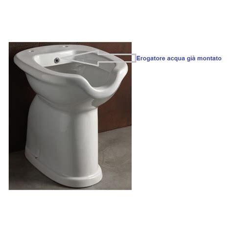 vaso bidet ceramica vaso bidet c erogatore per disabili alto