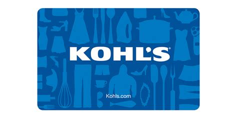 Kohl Gift Card At Walgreens - image gallery kohl s gift card rules