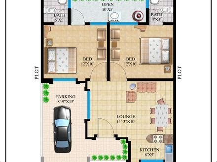 floor plan single storey bungalow single story homes single story contemporary house plans