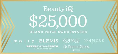 B Plus Online Sweepstakes - qvc beauty iq sweepstakes enter online sweeps
