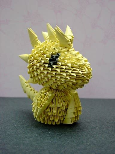 3d origami woodstock tutorial 116 best images about 3d origami d on pinterest origami