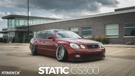 slammed lexus gs300 slammed 1999 lexus gs300 on weds wheels
