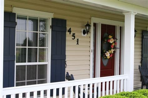 exterior house paint look i am going for yellow
