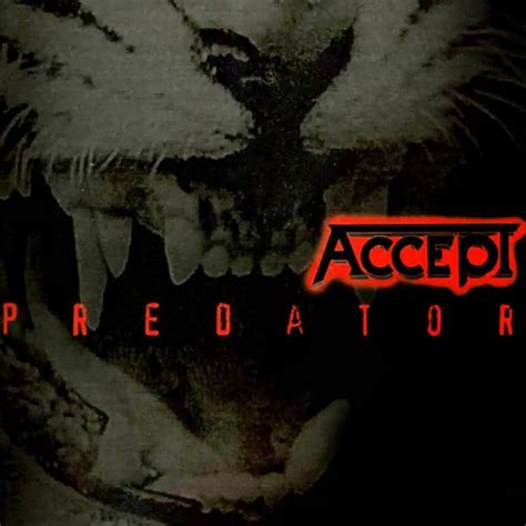 What Is Blind Rage Accept Predator Reviews Album Of The Year