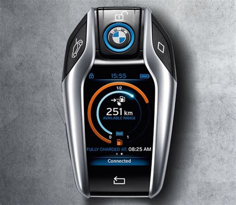 bmw i8 key hi tech news hybrid bmw i8 will receive unusual key fob