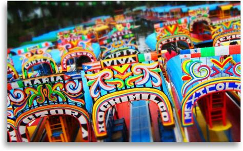 What Is The Interior Of Mesoamerica Like Coyoacan Xochimilco