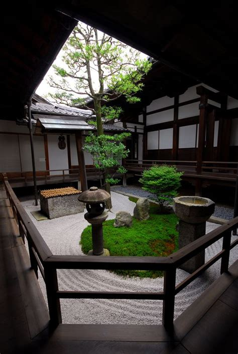 modern japanese home decor 15 mix modern japanese courtyard with nature house