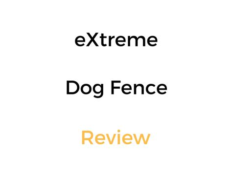 electric fence reviews fence review professional grade in ground electric fence