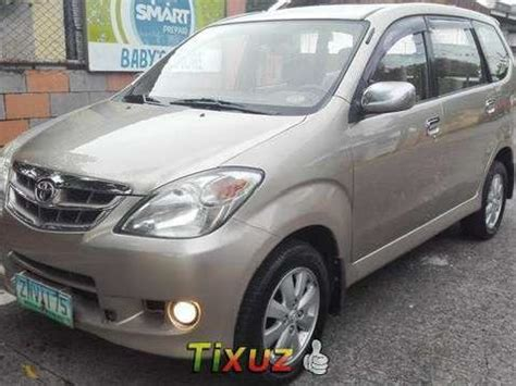 alarm toyota avanza used cars in marikina mitula cars