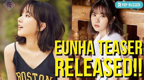 Gfriend Parallel 5th Mini Album gfriend eunha teaser photo released for their upcoming 5th mini album parallel comeback