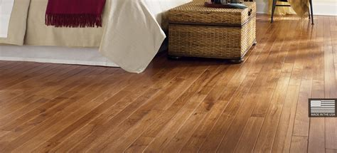 Mullican Flooring Hickory Saddle by Mullican Flooring Room Gallery