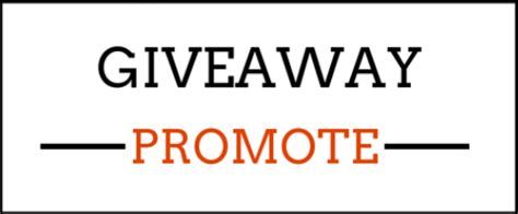 Giveaway Promote - enter to win 25 cash or 25 amazon gc contest and reviews