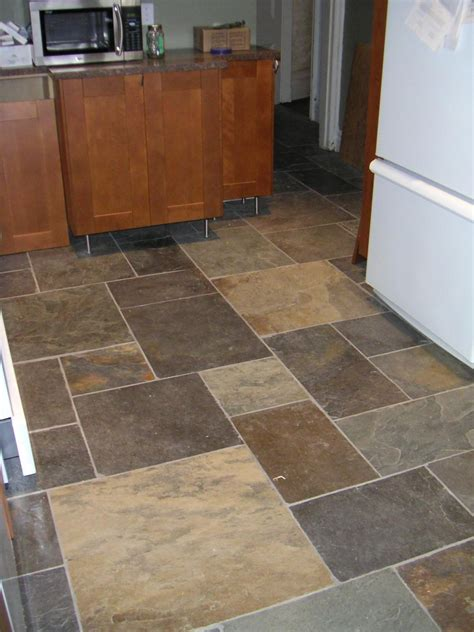 Tile Kitchen Floor Kitchen Flooring Decobizz