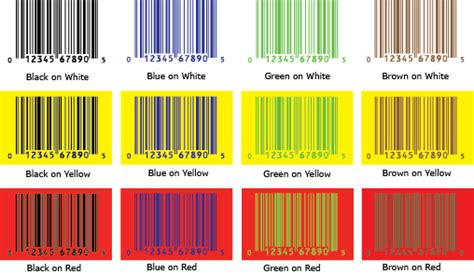 barcode tattoo book pdf upc color guide and free color combo pdf bar code graphics