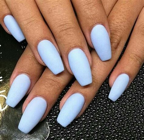 Different Styles Of Nail
