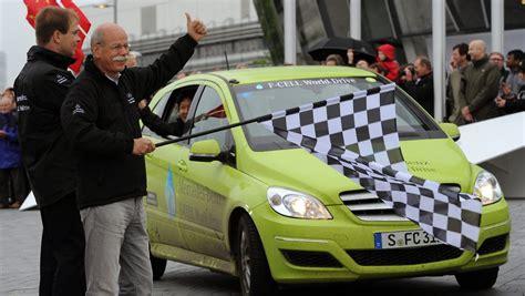 Brennstoffzellenauto Serie by Daimler Setzt Auf Brennstoffzelle Serie Schon Ab 2014 N