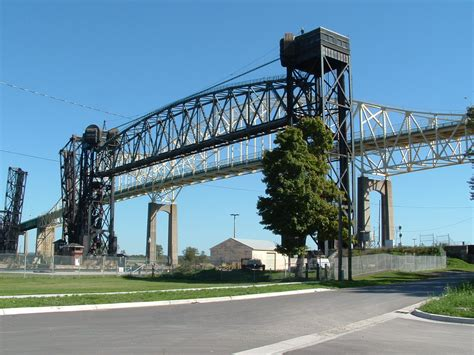 design environment sault ste marie bridgehunter com sault ste marie international rail bridge