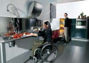 Disabled Kitchen Design by Tips To Design Kitchens For Disabled Women Hometone
