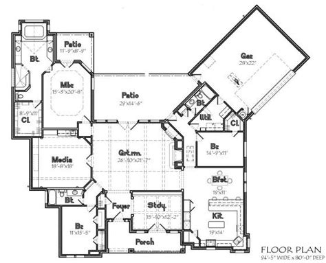 house plans for texas texas house plans texas house plans 3750 farm house pinterest texas hill country
