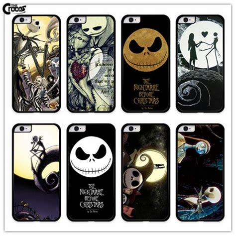 Nightmare Before Iphone All Hp for iphone 6 6s 4 7 the nightmare before 3d plastic phone cover
