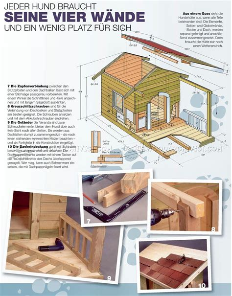 3 dog dog house plans dog house plans woodarchivist