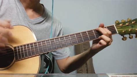 guitar tutorial vincent yuki matsui guitar lesson cover youtube