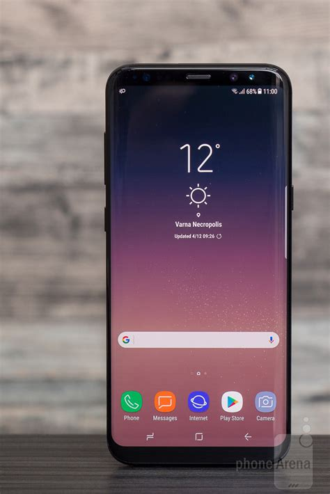 samsung galaxy s8 samsung galaxy s8 review