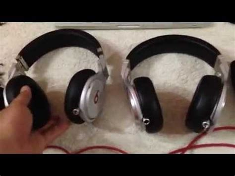 Beats By Dre Pro Detox Vs Real by Vs Real Beats By Dr Dre Pro