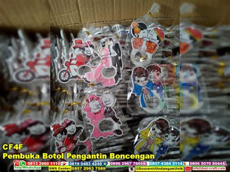 Pembuka Botol Magnet Kulkas Bbm Pengantin Souvenir Pernikah Ay4h pembuka botol pengantin souvenir pernikahan