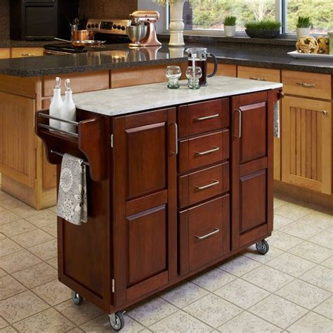 small portable kitchen islands pics of small kitchen island on wheels google search