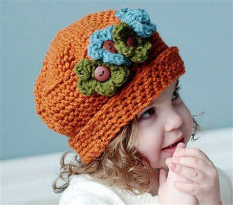 pattern for etsy etsy crochet pattern multi size floral hat crochet