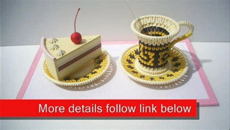 3d origami coffee cup tutorial papercraft pennycup coffee papercraftsquare com