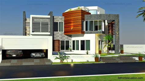 3d front elevation com afghanistan house design 2015 3d front elevation com oman modern contemporary villa 3d