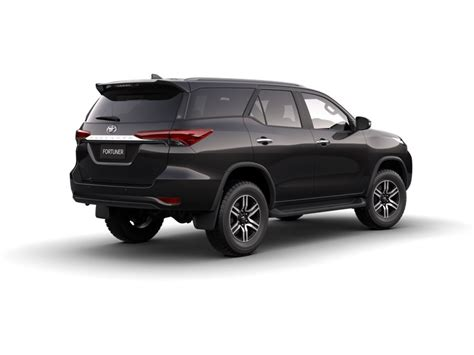Fortuner Black 2016 toyota fortuner gxl wagon black new car 22360