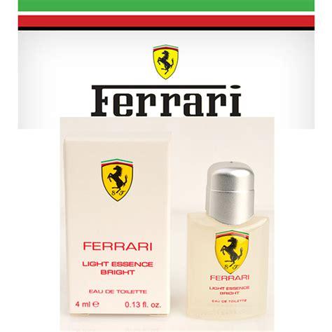 Scuderia Club Edt 4ml Miniature perfume for car interior design