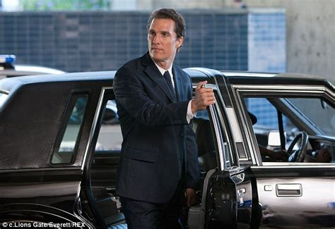 Car Lawyer In by Matthew Mcconaughey Signs Multi Year Deal To Be Of