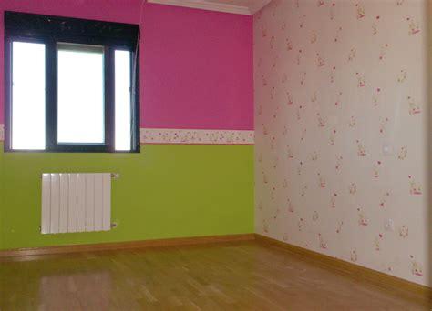 cenefas de papel para paredes pintura en dos colores papel pintado y cenefa papel