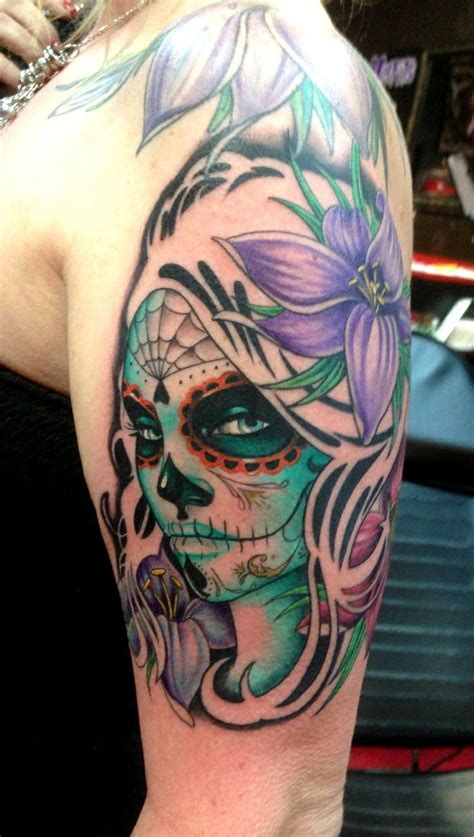 tattoo shops daytona beach 1711 best catrina muerto ink images on tatoo
